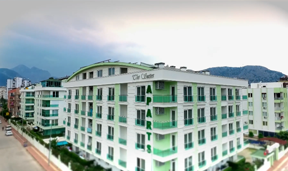The Suites Antalya Daily Reantal Flats Video