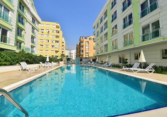 The Suites Antalya Daily Reantal Flats